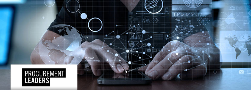 2019-Procurement Digitization One Step Beyond-LP headerLP Header template