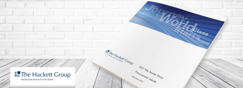2021 Procurement Insights & Key Issues