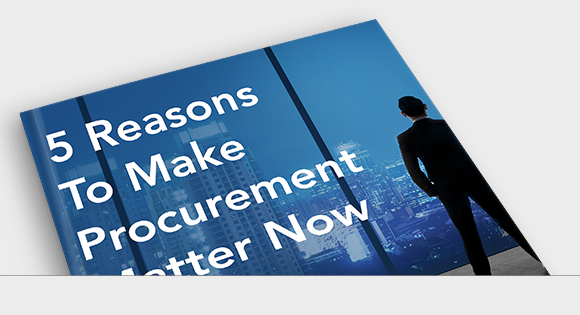 5 Reasons To Make Procurement Matter Now