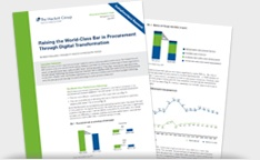 Get the Latest Report from The Hackett Group