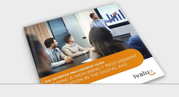 Building A High-Impact Procurement Organization In The Digital Age